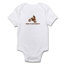 Time to Get Dirty Infant Bodysuit