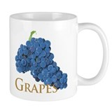 Red Wine Grapes Mug