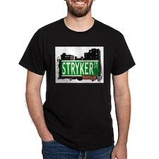STRYKER ST, BROOKLYN, NYC T-Shirt