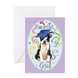 Boston Graduate Greeting Card