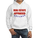 Retired Real Estate Appraiser Hooded Sweatshirt
