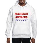 Retired Real Estate Appraiser Hooded Sweatshirt