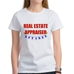 Retired Real Estate Appraiser Women's T-Shirt