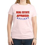 Retired Real Estate Appraiser Women's Light T-Shir