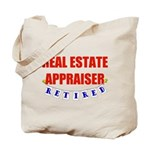 Retired Real Estate Appraiser Tote Bag