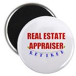 Retired Real Estate Appraiser Magnet