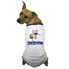 Easter Super Star Dog T-Shirt