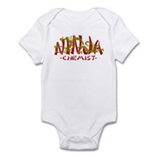 Dragon Ninja Chemist Infant Bodysuit