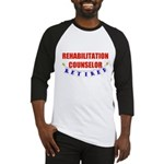 Retired Rehabilitation Counselor Baseball Jersey