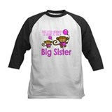 This Little Monkey Big Sister Tee