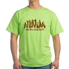 Dragon Ninja Dental Asst T-Shirt