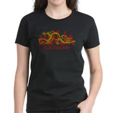 Dragon Ninja Electrician Tee