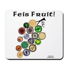Feis Fruit - Mousepad
