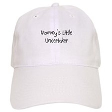 Mommy's Little Undertaker Baseball Cap