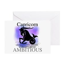 Capricorn the Goat Greeting Card