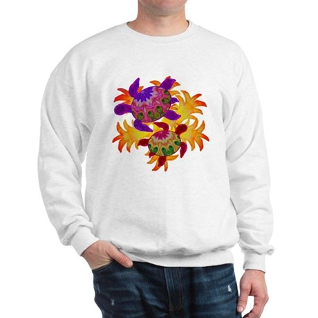 Flaming Turtles Sweatshirt