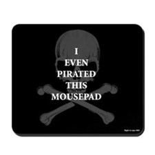Pirated Mousepad