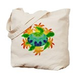 Flame Turtle Tote Bag
