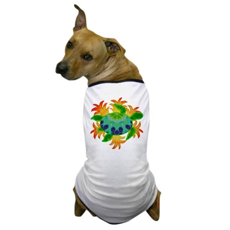 Flame Turtle Dog T-Shirt