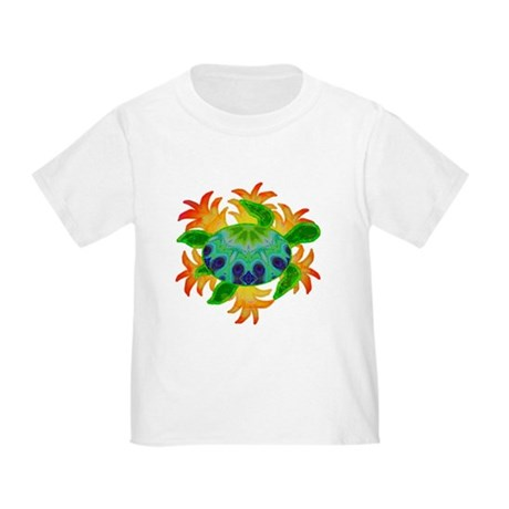 Flame Turtle Toddler T-Shirt