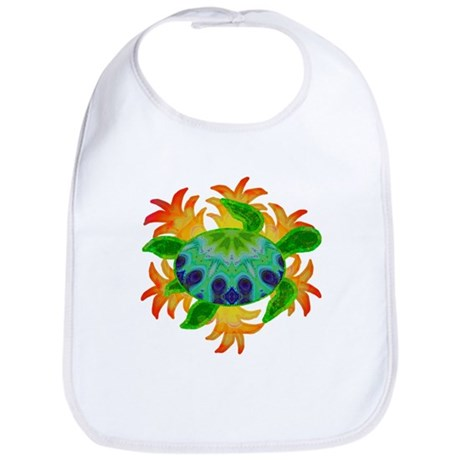 Flame Turtle Bib