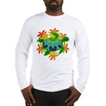 Flame Turtle Long Sleeve T-Shirt