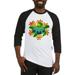 Flame Turtle Baseball Jersey