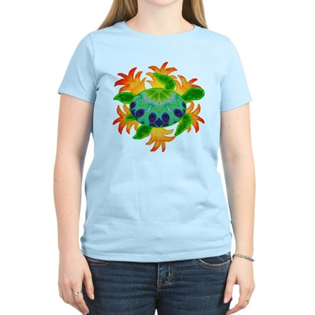 Flame Turtle Women's Light T-Shirt