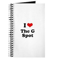 I love the g spot Journal