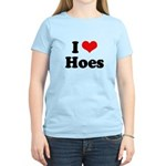 I love hoes Women's Light T-Shirt