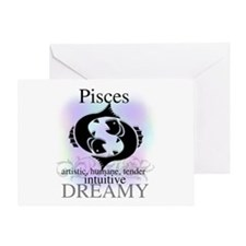 Pisces the Fish Greeting Card