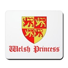 Welsh Princess 2 Mousepad