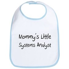 Mommy's Little Systems Analyst Bib