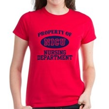 Property of NICU Nursing Department Tee