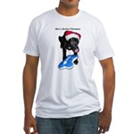 Have a Kosher Christmas Fitted T-Shirt