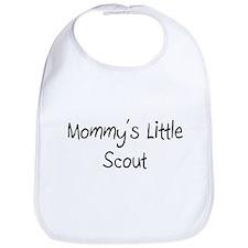 Mommy's Little Scout Bib