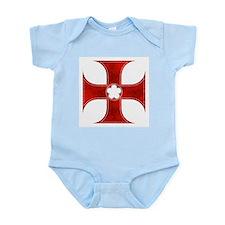 Templar Cross 2 Infant Bodysuit
