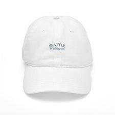 Seattle Washington Baseball Cap