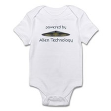 Powered By Alien Technology Infant Creeper