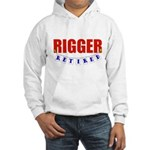 Retired Rigger Hooded Sweatshirt