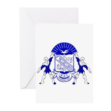 Sigma Greeting Cards (Pk of 20)