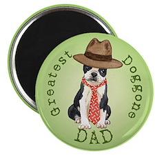 Boston Dad Magnet