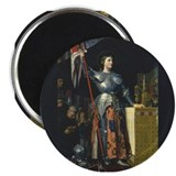 "Joan in Armor 2.25"" Magnet (10 pack)"