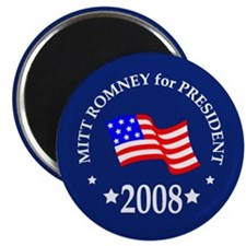"Mitt Romney Buttons & Magnets 2.25"" Magnet (100 pa"