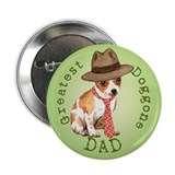 "Chihuahua Dad 2.25"" Button"