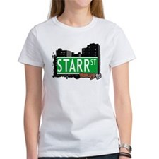 STARR ST, BROOKLYN, NYC Tee