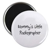 Mommy's Little Radiographer Magnet