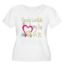 Lovable 70th T-Shirt