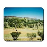 Alice Springs Landscape Mousepad