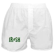 Irish ACDC Boxer Shorts